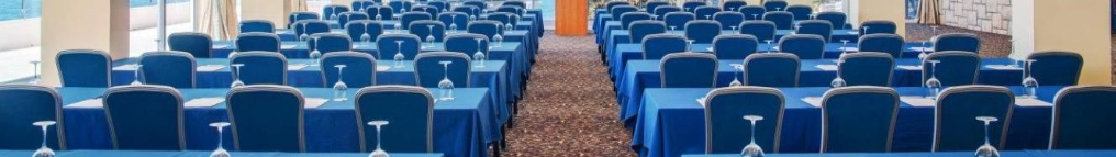 Conference center in hotel Neptun